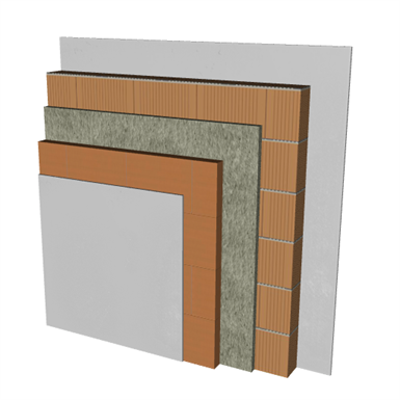 Image for PV04-B1-bgf Silensis Type 2B internal party wall. ENL+BC14+AP+LHGF7.bp+ENL