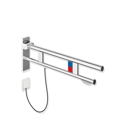 Image for HEWI Hinged support rail Duo  900-50-19340