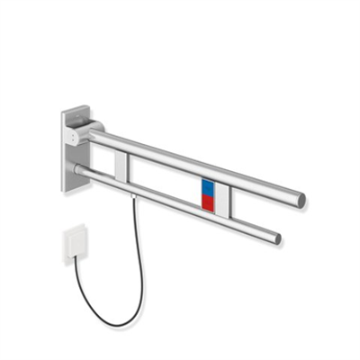 Image for HEWI Hinged support rail Duo  900-50-157XA