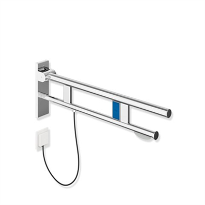 Image for HEWI Hinged support rail Duo  900-50-18540