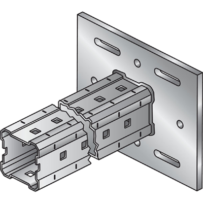 Image for Heavy Duty Installation Bracket MIC - Central Europe HVAC