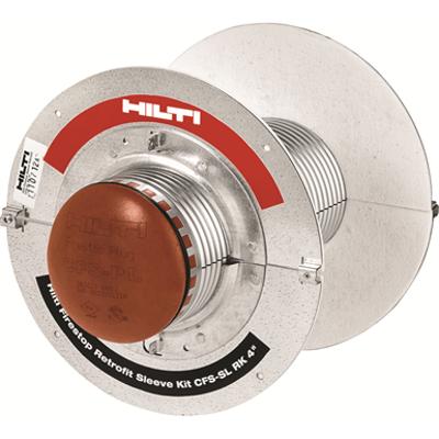 Image for Firestop Retrofit Sleeve Kit CFS-SL RK HVAC