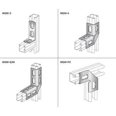 Image for Angle Connector MQW - Central Europe HVAC