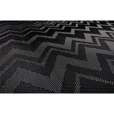 Image for MissoniHome Zigzag Black