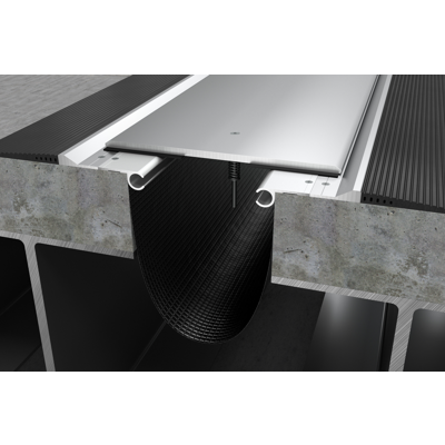 """Image for Expansion Joint Covers,  Metal Floor Covers: SMP 5""""-24"""""""