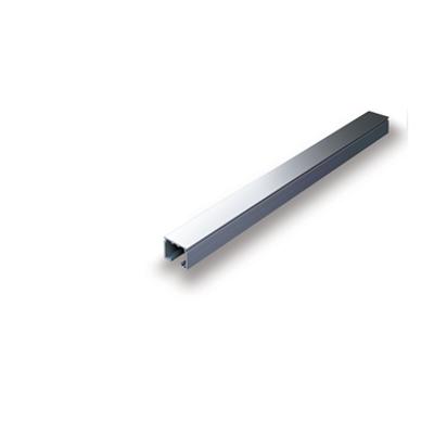 Image for CS Narrowline Aluminum Cubicle Track