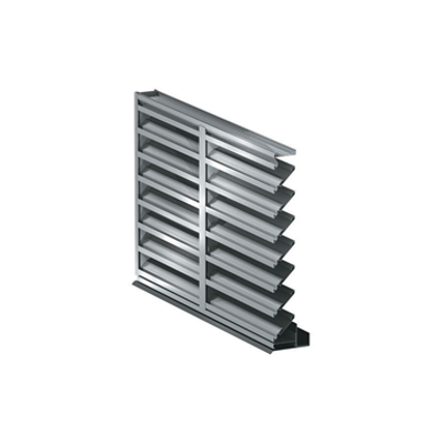 """Image for 8"""" 6917 - Operating Louver"""