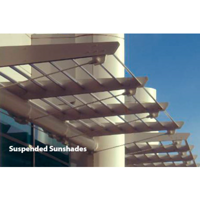 Image for Suspended Sunshades