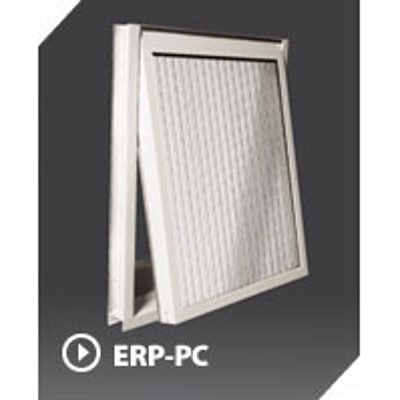 Image for ERP-PC Explosion Vent - Wall Vent