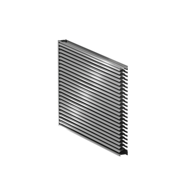Image for DCH-5704 HurricaneImpact Resistant Louver