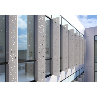 Image for Sunshades with Corian® Solid Surface