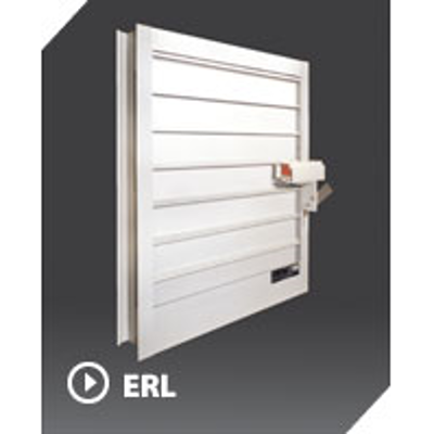 Image for ERL Explosion Vent - Wall Vent
