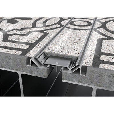 Image for Expansion Joint Covers, Flush Seismic Floor Covers: SSR