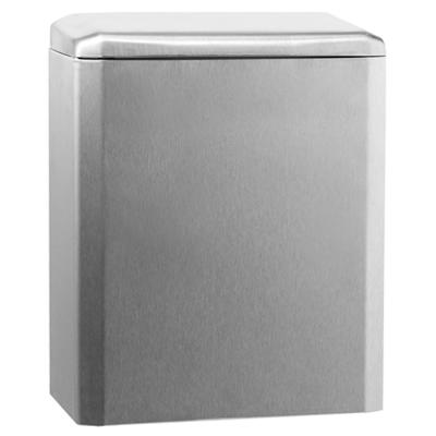 Image for Katrin Stainless Steel Hygiene Bin 6L - Steel