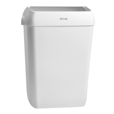 Image for Katrin Bin With Lid 50L - White