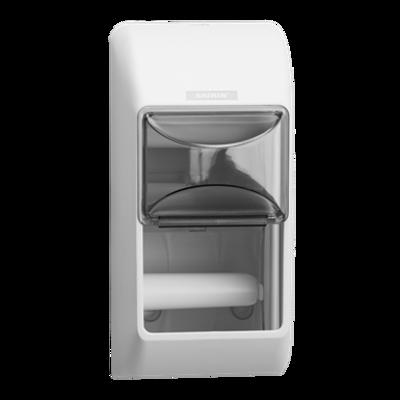 Image for Katrin Toilet 2-Roll Dispenser - White