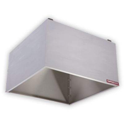 Image for Heat & Condensate Exhaust Only Vent Hood, VHB Series