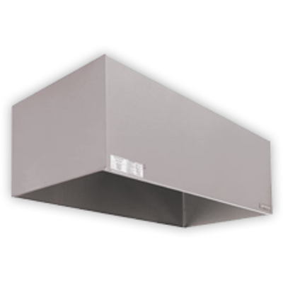 Image for Heat & Condensate Exhaust Only Vent Hood, VH1 Series