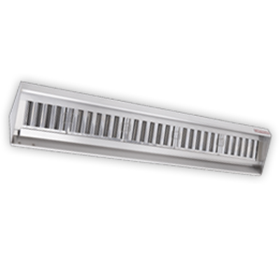 Image for Low Proximity Passover Exhaust Only Hood, BLL Series