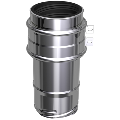 Image for OLIFLEX S.P. INOX - ADAPTER FROM RIGID MALE TO FLEX PRESSURE SEAL