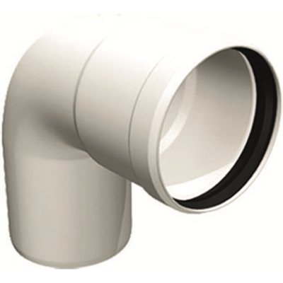 Image for OLIFLEX PPs Single Wall - ELBOW 93°