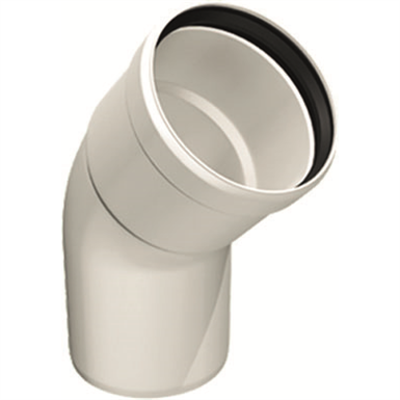 Image for OLIFLEX PPs Single Wall - ELBOW 45°