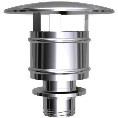 Image for OLIFLEX S.P. INOX - ANTI WIND TERMINAL/CLOSED TERMINAL
