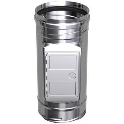 Image for OLIFLEX S.P. INOX - ELEMENT WITH INSPECTION DOOR