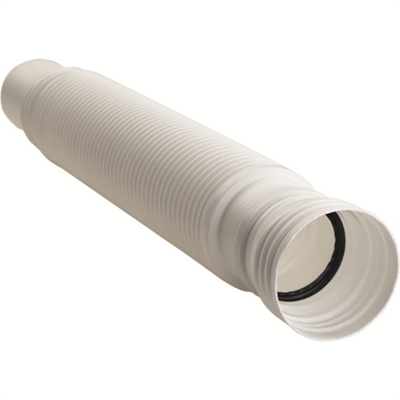 Image for OLIFLEX PPs Single Wall - FLEXIBLE PIPE WITH RUBBER SEALS L. 30 mt