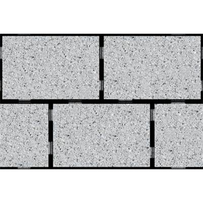 Image for Permeable slab 30x20 by distance between joint