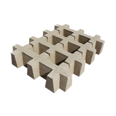 Image for Permeable Slab Model Cesped 58X43