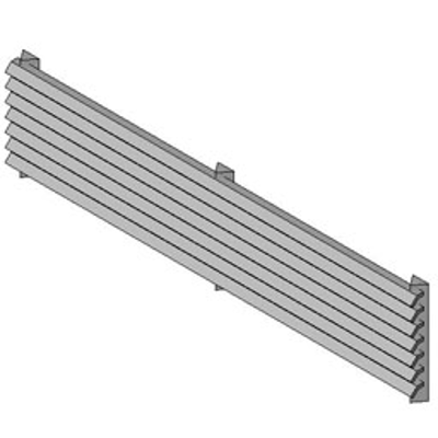 Image for Reliable-Weather-Resistant-Louvers-AEL-1