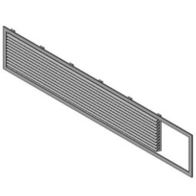 Image for Reliable-Air Discharge Louvers-ADL-94