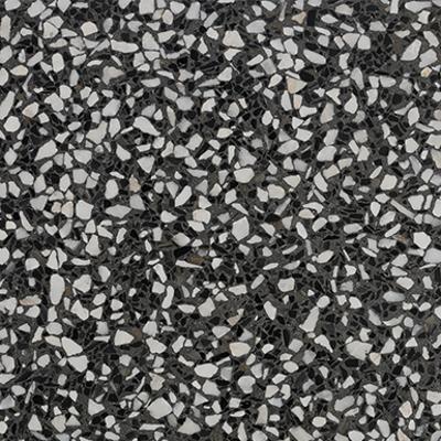 Image for Gran terrazo dark nieve 400x600