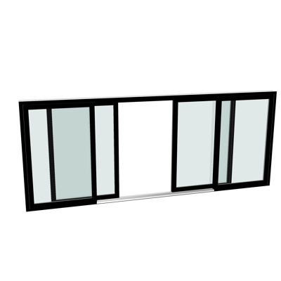 Image for S9000 Sliding door Plan C