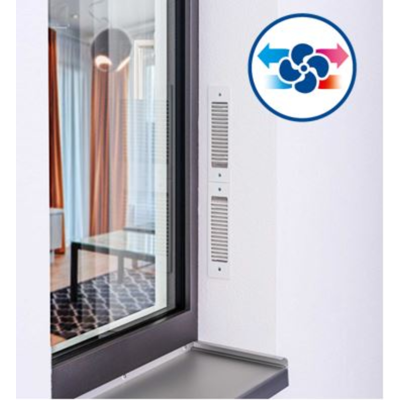 Image for GEALAN-CAIRE® smart (flush-mounted)