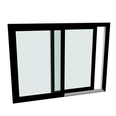 Image pour S9000 Porte levante coulissante Schéma A
