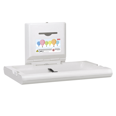 Image for CAMBRINO horizontal baby changing table CAMB10HP
