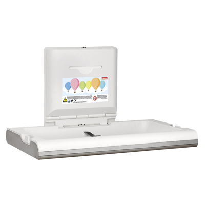 Image for CAMBRINO horizontal baby changing table CAMB11HS