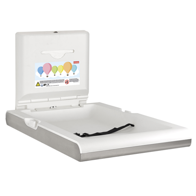 Image for CAMBRINO vertical baby changing table CAMB22VS
