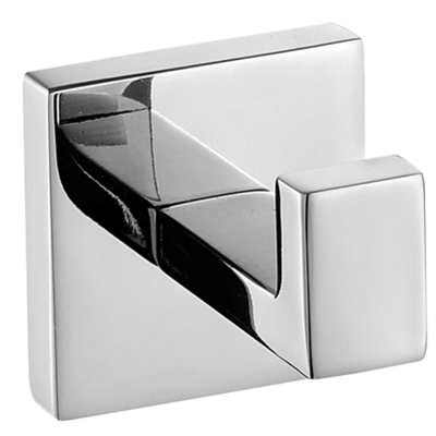 Image for CUBUS robe hook CUBX010HP