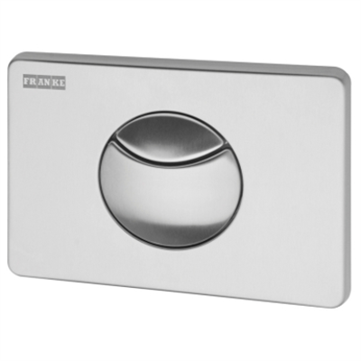 Image for Flushing plate with 2 buttons AQUA555