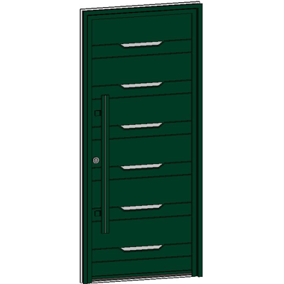 Image for Entrance door Collection Caractère ESQUIF