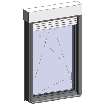 Image for Window opening inside with Shutter