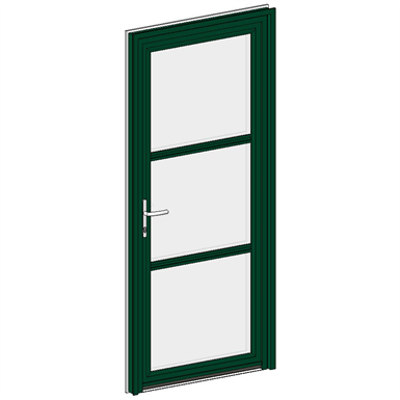 Image for Entrance door Collection KLPE - Single