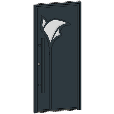 Image for Entrance door Collection Caractère AROME