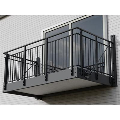 Image for Balcony with Folla alu railing