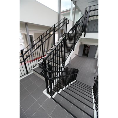 Image for Stairs with railings