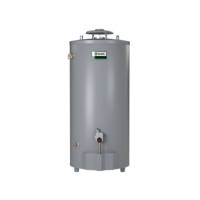 Image for Conservationist® BT Commercial Light-Duty Gas Water Heater, Up to 80% Efficient, 55/74/100 gal Capacity