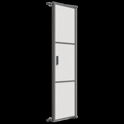 Image for Façade Reflet 1 Porte Battante
